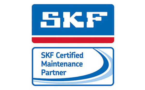 "Ludwig Meister ist ""SKF Certified Maintenance Partner"""